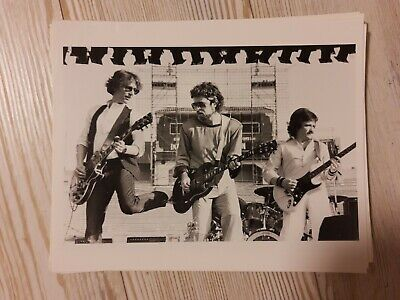 Blue Oyster Cult Promotional Press Photo • 5.50£