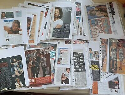Whitney Houston 2009 Clippings, 3kg • 15£