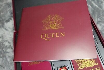Queen Box Of Tricks. Queen Boxset - Complete. Rare Ultimate Collectors Item. • 65£