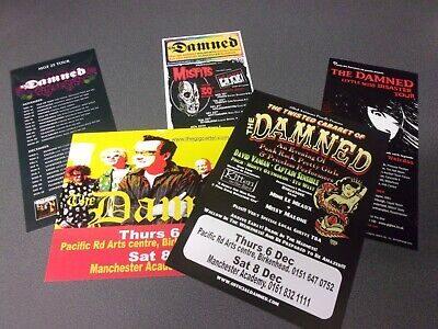 The Damned Flyers (5) • 10£