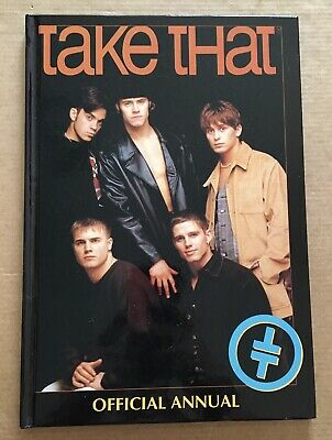Take That Official Annual • 0.99£