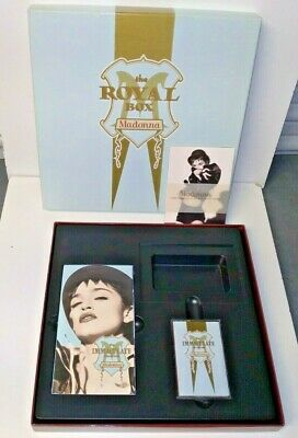 Vintage MADONNA ROYAL BOX Set Limited Edition Collection MINT Condition!! • 22.05£