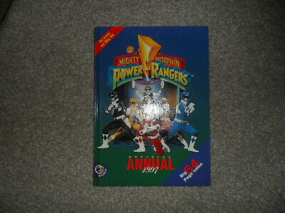 Retro Original Power Rangers1997 Official Annual • 0.99£