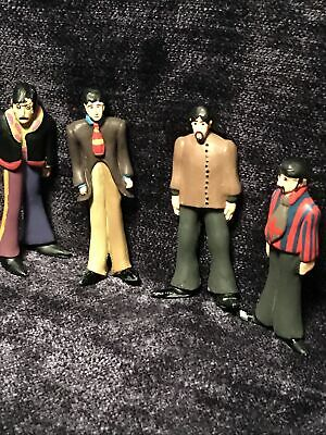 The Beatles Yellow Submarine Lead Figures. Hand Painted • 40£