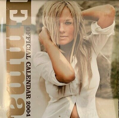 Emma Bunton Spice Girls Baby Official Square Calendar 2004 • 17.99£