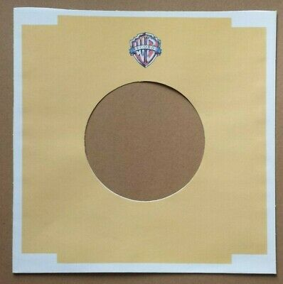 Warner Brothers Type 2 Reproduction Record Sleeve Pack Of 10 • 6.20£
