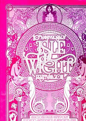 Isle Of Wight Festival Official Programme 2011 • 17.99£