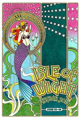 Isle Of Wight Festival Official Programme 2013 • 14.99£