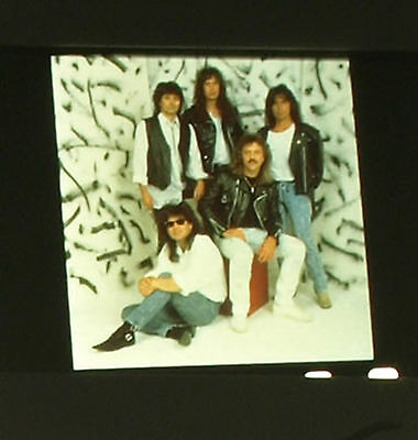 Jefferson Starship. 35mm Mounted Colour Slide. High Quality Promotional Slide • 8£