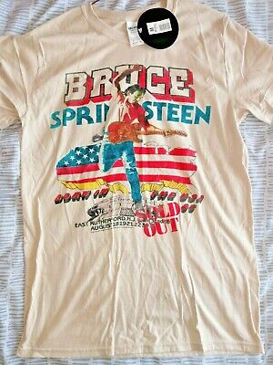 Men's Bruce Springsteen Shirt / Medium / Brand New With Tags / The Boss / Legend • 0.99£