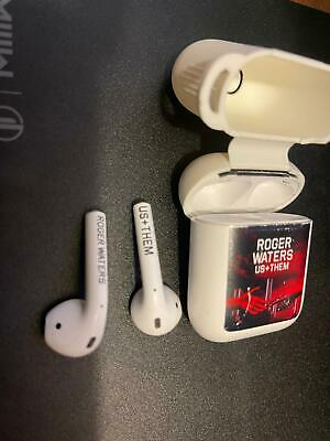 Apple Airpods Featuring Roger Water US + THEM • 80£