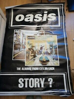 Oasis Wall Poster • 5£