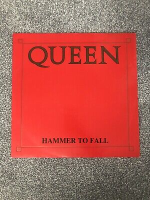 Queen Hammer To Fall Original Pre-owned 12  Vinyl Single From 1984 • 4.99£