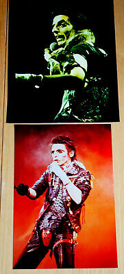 Alice Cooper Original Only Photo's By My Late Father Press/Concert Photographer  • 8.99£
