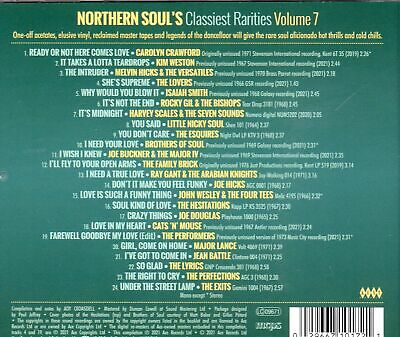 Various Artists Classiest Rarities VOL 7 KENT 498 Soul Northern Motown • 10£