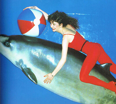 Kate Bush UNSIGNED 10  X 8  Photograph - Z445 - SEXY!!!!! • 1£
