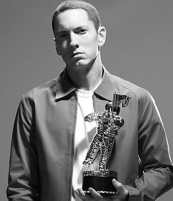 Eminem UNSIGNED Photo - B1319 - Rapper, Songwriter, Record Producer & Actor • 2.99£