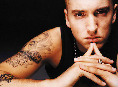 Eminem UNSIGNED Photo - B1333 - Rapper, Songwriter, Record Producer & Actor • 2.99£