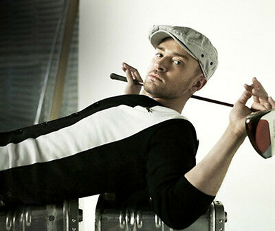 Justin Timberlake UNSIGNED Photo - 7255  - HANDSOME!!!!! • 2.99£