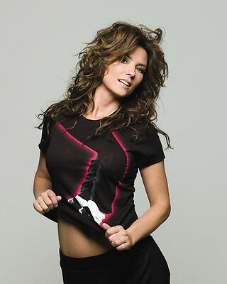 Shania Twain UNSIGNED Photo - E626 - STUNNING!!!!! • 2.99£