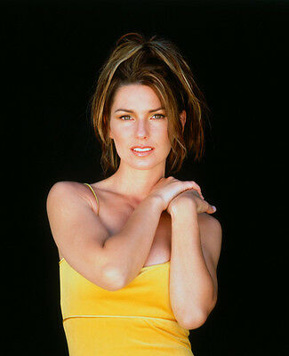 Shania Twain UNSIGNED Photo - E638 - SEXY!!!!! • 2.99£