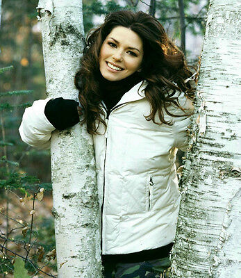 Shania Twain UNSIGNED 10!  X 8  Photograph - F646 - BEAUTIFUL!!!!! • 2.99£
