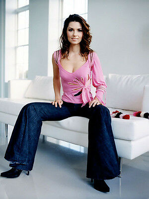 Shania Twain UNSIGNED Photo - F655 - GORGEOUS!!!!! • 2.99£