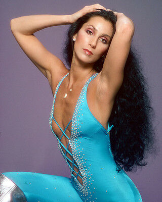 Cher UNSIGNED Photo - G1338 - GORGEOUS!!!! • 2.99£
