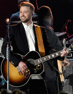 Justin Timberlake UNSIGNED Photo - K8044 - American Singer-songwriter And Actor • 3.99£