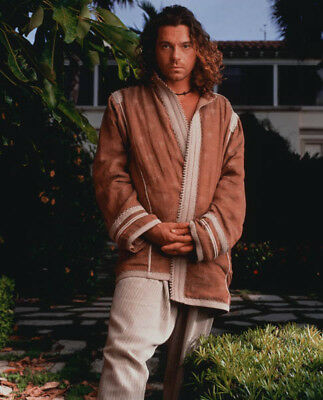 Michael Hutchence UNSIGNED Photo - K8268 - Australian Musician And Actor • 1.99£
