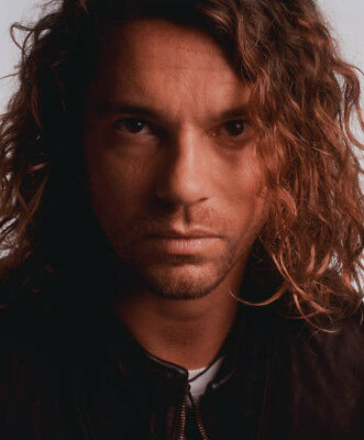 Michael Hutchence UNSIGNED Photograph - K8272 - Lead Singer Of Rock Band INXS • 1.99£