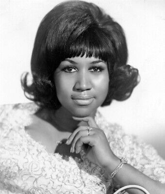Aretha Franklin Queen Of Soul 10x8 Music 1968 Publicity Photo Print Picture • 3.99£