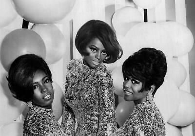Diana Ross & The Supremes Motown Group Music Photo Print Picture • 3.99£