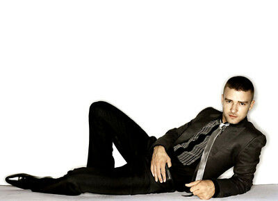 10 X Justin Timberlake UNSIGNED Photographs - Handsome American Singer -OFFER #3 • 15£