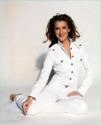 Celine Dion UNSIGNED Photograph - Beautiful Canadian Singer - M5937 - NEW IMAGE • 3.99£