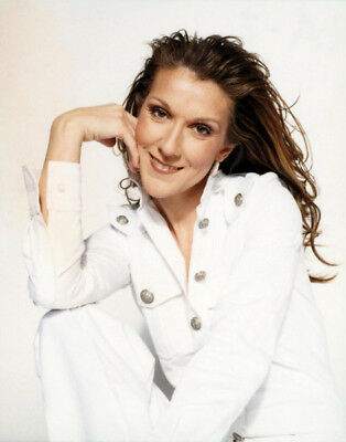 Celine Dion UNSIGNED Photograph - Beautiful Canadian Singer - M5938 - NEW IMAGE • 3.99£