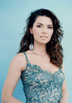 Shania Twain 6  X 4  UNSIGNED Photograph - Canadian Country Singer - 641F • 1.50£