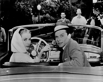 Frank Sinatra And Grace Kelly UNSIGNED Photograph - M9315 - High Society • 2.99£