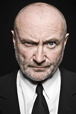 Phil Collins UNSIGNED 6  X 4  Photograph - M9600 - English Singer And Actor • 1.50£