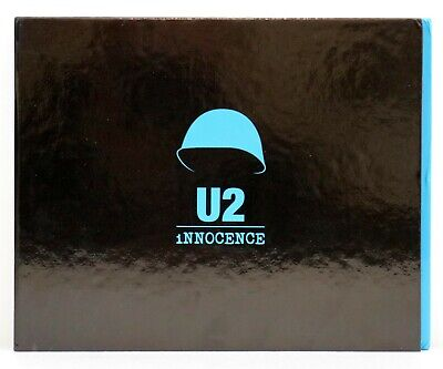 U2 EXERIENCE + INNOCENCE TOUR Commemorative 2018 Book Limited Edition No 08506 • 25.15£