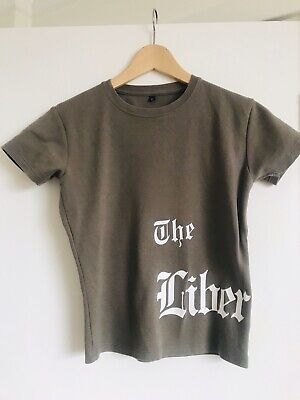 The Libertines Vintage Tshirt Khaki / Grey - Women's Size M  • 25£