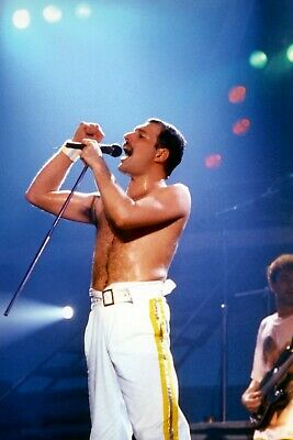 Freddie Mercury 06 Queen (music) Keyrings-mugs-photographs • 25£