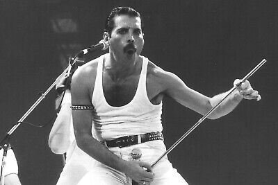 Freddie Mercury 01 Queen (music) Keyrings-mugs-photographs • 25£