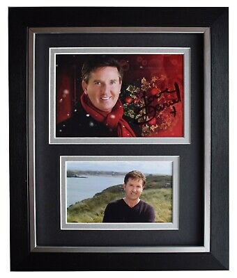 Daniel O'Donnell Signed 10x8 Framed Autograph Photo Display Music COA • 49.99£