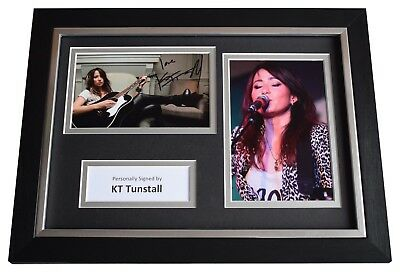 KT Tunstall Signed A4 FRAMED Autograph Photo Display Music Memorabilia AFTAL COA • 49.99£