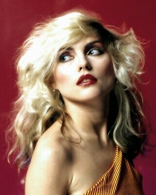 Debbie Harry 09 Blondie (music) Photographs-keyrings-fridge Magnets-mugs • 25£