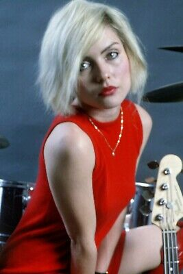 Debbie Harry 100 Blondie (music) Photographs-keyrings-fridge Magnets-mugs • 25£