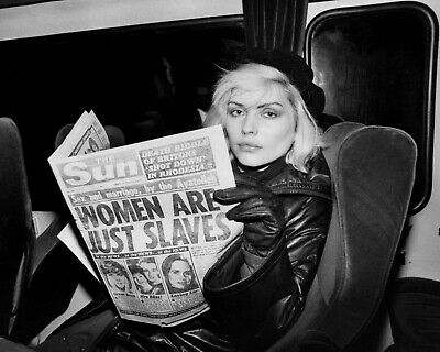 Debbie Harry 76 Blondie (music) Photographs-keyrings-fridge Magnets-mugs • 25£