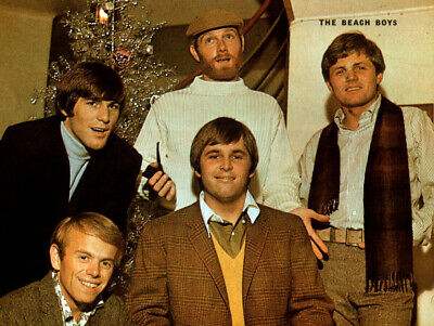 The Beach Boys Poster Page . 24t70 • 5.99£