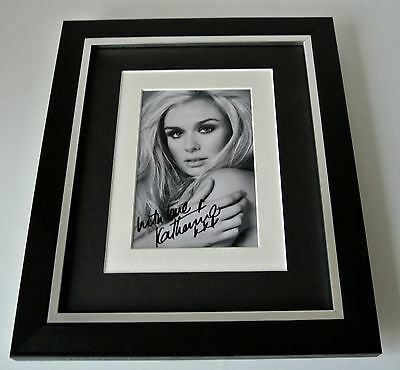 Katherine Jenkins SIGNED 10x8 FRAMED Photo Autograph Display Opera Music & COA • 44.99£